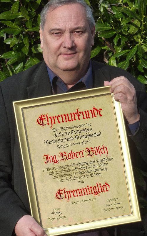Ing. Robert Bösch